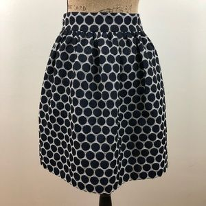 KATE SPADE NWOT WINTER SEASIDE SKIRT